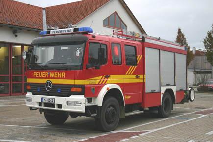 Löschgruppenfahrzeug Unterföhring 40/2