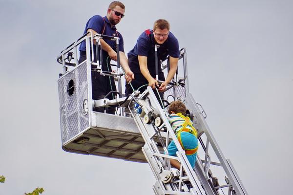 Klettergurt Feuerwehr : Klettergurt feuerwehr: lagerbericht freiwillige feuerwehr klausdorf.