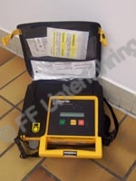 FirstResponder AED